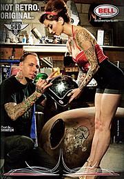 Jennifer Corona makeup artist. Work by makeup artist Jennifer Corona demonstrating Editorial Makeup.Editorial Makeup Photo #70820