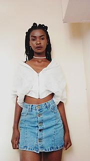 Jennifer Mwengei model. Photoshoot of model Jennifer Mwengei demonstrating Fashion Modeling.Fashion Modeling Photo #193657
