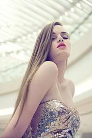 Jessica Burgess model. Photoshoot of model Jessica Burgess demonstrating Face Modeling.Face Modeling Photo #78666