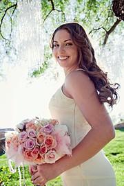 Jessica Fierro makeup artist. Work by makeup artist Jessica Fierro demonstrating Bridal Makeup.Bridal Makeup Photo #62791