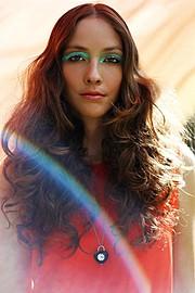 Jessica Hoffman makeup artist & hair stylist. Work by makeup artist Jessica Hoffman demonstrating Beauty Makeup.Portrait Photography,Beauty Makeup Photo #59318