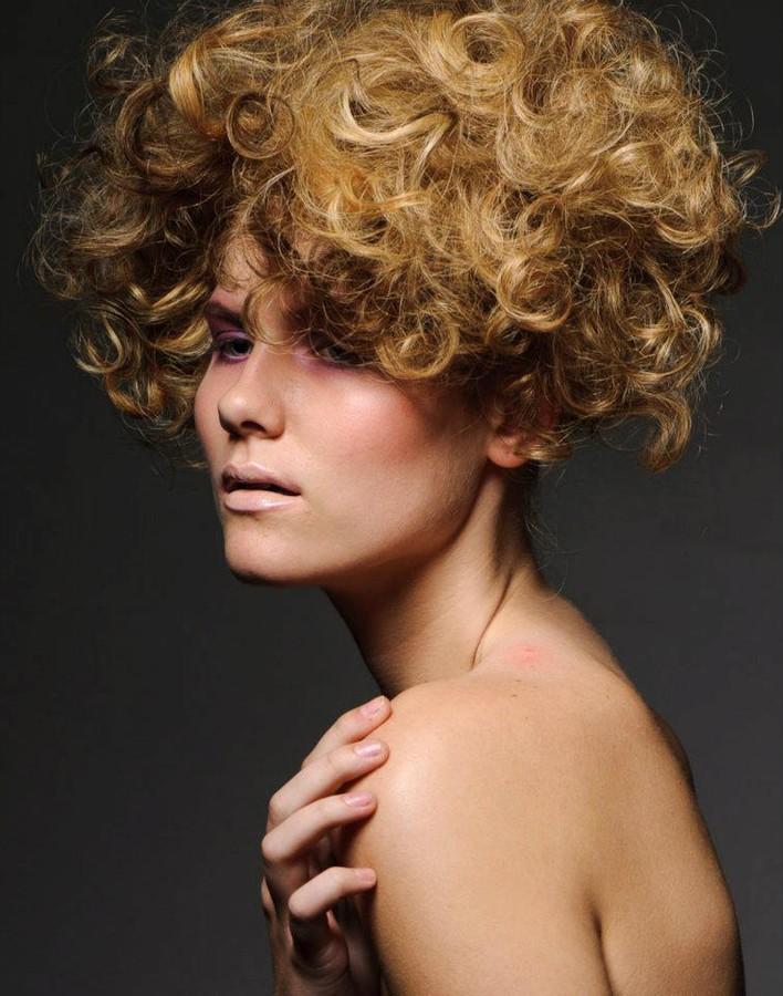 Jessica Hoffman makeup artist & hair stylist. Work by makeup artist Jessica Hoffman demonstrating Beauty Makeup.Portrait Photography,Beauty Makeup Photo #59328