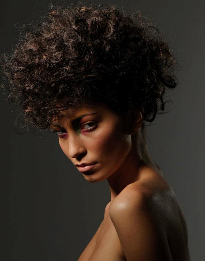 Jessica Hoffman makeup artist & hair stylist. Work by makeup artist Jessica Hoffman demonstrating Beauty Makeup.Portrait Photography,Beauty Makeup Photo #59330