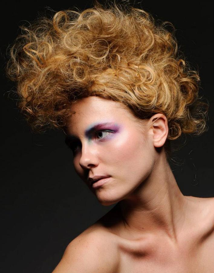Jessica Hoffman makeup artist & hair stylist. Work by makeup artist Jessica Hoffman demonstrating Beauty Makeup.Portrait Photography,Beauty Makeup Photo #59331