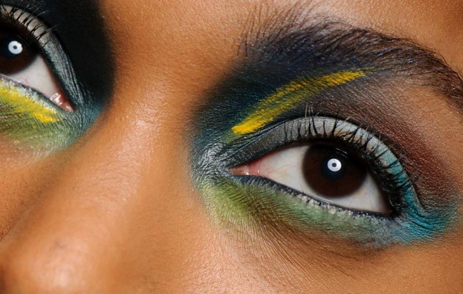 Jessica Hoffman makeup artist & hair stylist. Work by makeup artist Jessica Hoffman demonstrating Beauty Makeup.Beauty Makeup Photo #59332