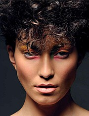 Jessica Hoffman makeup artist & hair stylist. Work by makeup artist Jessica Hoffman demonstrating Beauty Makeup.Beauty Makeup Photo #59336