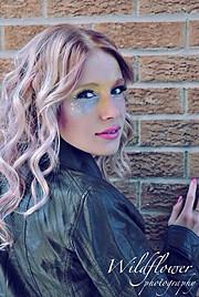 Jessica Layla model. Photoshoot of model Jessica Layla demonstrating Face Modeling.Face Modeling Photo #104269