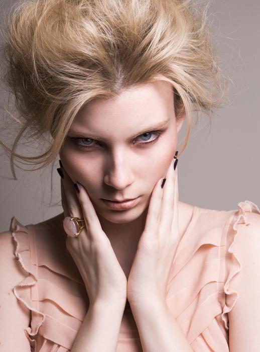 Jessica Sim photographer. Work by photographer Jessica Sim demonstrating Portrait Photography.Portrait Photography,Beauty Makeup Photo #55060
