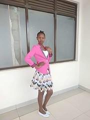 Joan Auma Opiyo Model