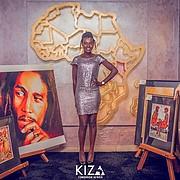 Joan Mokoro model. Photoshoot of model Joan Mokoro demonstrating Fashion Modeling.KizaFashion Modeling Photo #205349