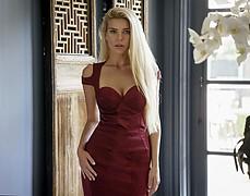 Joanna Borov model. Photoshoot of model Joanna Borov demonstrating Fashion Modeling.Fashion Modeling Photo #229595