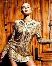 Joanna Borov model. Photoshoot of model Joanna Borov demonstrating Fashion Modeling.Fashion Modeling Photo #229615