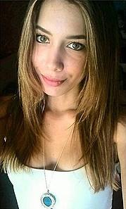 Joanna Kalogiroy Μοντέλο