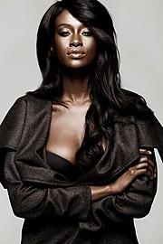 Joelle Kayembe Model