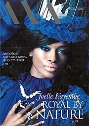 Joelle Kayembe model. Photoshoot of model Joelle Kayembe demonstrating Editorial Modeling.Magazine CoverEditorial Modeling Photo #142113