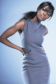 Joelle Kayembe model. Photoshoot of model Joelle Kayembe demonstrating Fashion Modeling.Fashion Modeling Photo #142127