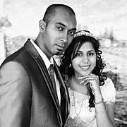 Joey Sheik is a makeup artist based in KwaZulu-Natal. Joey Sheik and the