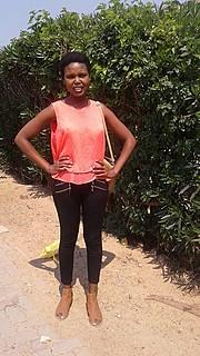 Johanna Khuinana Model