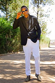 Joram Mwangi Model
