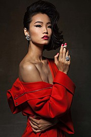 Joseph Chen photographer. Work by photographer Joseph Chen demonstrating Portrait Photography.Earrings,RingPortrait Photography Photo #97041