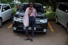 Josephine Adonga Model