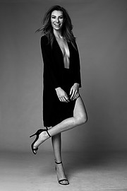 Josie Barton model. Photoshoot of model Josie Barton demonstrating Fashion Modeling.Fashion Modeling Photo #201767