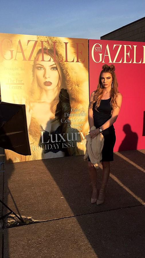 Josie Barton model. Photoshoot of model Josie Barton demonstrating Fashion Modeling.Fashion Modeling Photo #201782