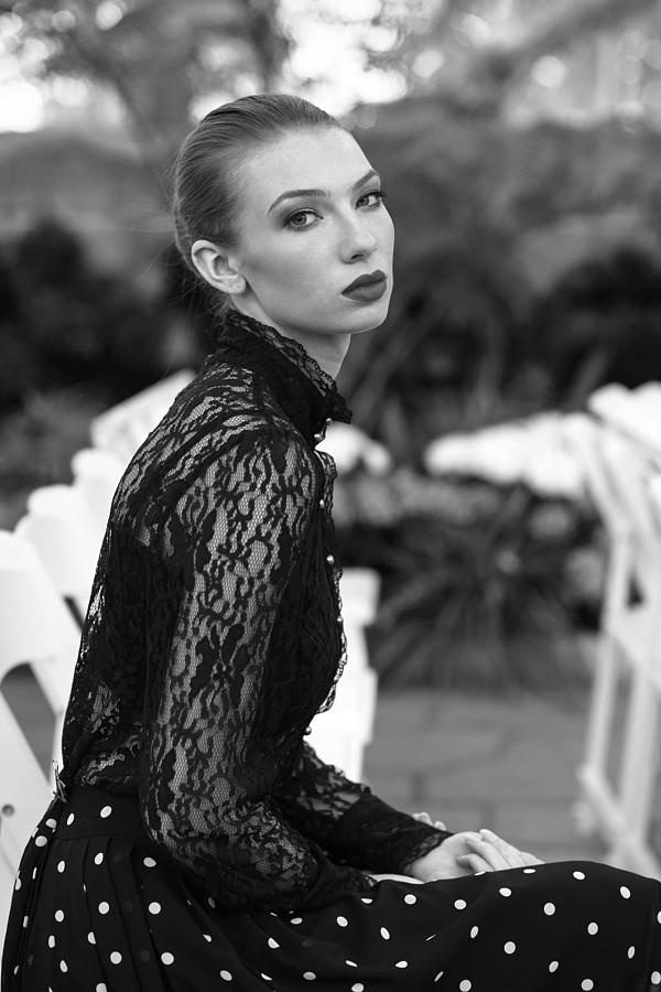 Josie Barton model. Photoshoot of model Josie Barton demonstrating Fashion Modeling.Fashion Modeling Photo #201786