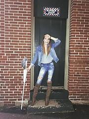 Josie Barton model. Photoshoot of model Josie Barton demonstrating Fashion Modeling.Fashion Modeling Photo #201799