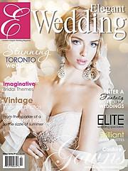 Josie Cipriano photographer. Work by photographer Josie Cipriano demonstrating Editorial Photography.==Elegant Wedding Magazine==Winter/Spring 2013 IssueMagazine CoverEditorial Photography Photo #154220