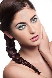 Joy Adenuga makeup artist. Work by makeup artist Joy Adenuga demonstrating Beauty Makeup.Beauty Makeup Photo #62523