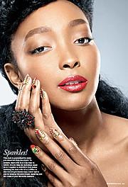 Joy Adenuga makeup artist. Work by makeup artist Joy Adenuga demonstrating Beauty Makeup.Beauty Makeup Photo #62537
