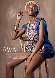Joy Adenuga makeup artist. Work by makeup artist Joy Adenuga demonstrating Fashion Makeup.Fashion Makeup Photo #62542
