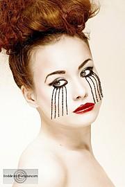 Joy Adenuga makeup artist. Work by makeup artist Joy Adenuga demonstrating Creative Makeup.Creative Makeup Photo #62543