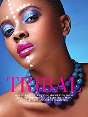 Joy Adenuga makeup artist. Work by makeup artist Joy Adenuga demonstrating Creative Makeup.Creative Makeup Photo #62548