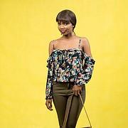 Judie Emmanuel model. Photoshoot of model Judie Emmanuel demonstrating Face Modeling.zay_artistFace Modeling Photo #211513