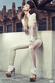 Judit Moya model. Photoshoot of model Judit Moya demonstrating Fashion Modeling.Fashion Modeling Photo #113748