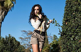 Judit Moya model. Photoshoot of model Judit Moya demonstrating Fashion Modeling.Fashion Modeling Photo #113763