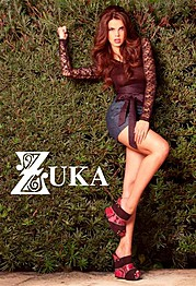 Judy Jacomino makeup artist. Work by makeup artist Judy Jacomino demonstrating Fashion Makeup.Zuka Shoes CampaignFashion Makeup Photo #89343