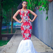 Judy Wahu is an upcoming model who is very passionate about modeling and has decided to step up to her dreams from when she could understand