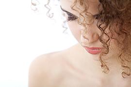 Julia Bruessel model (modell). Modeling work by model Julia Bruessel. Photo #91483