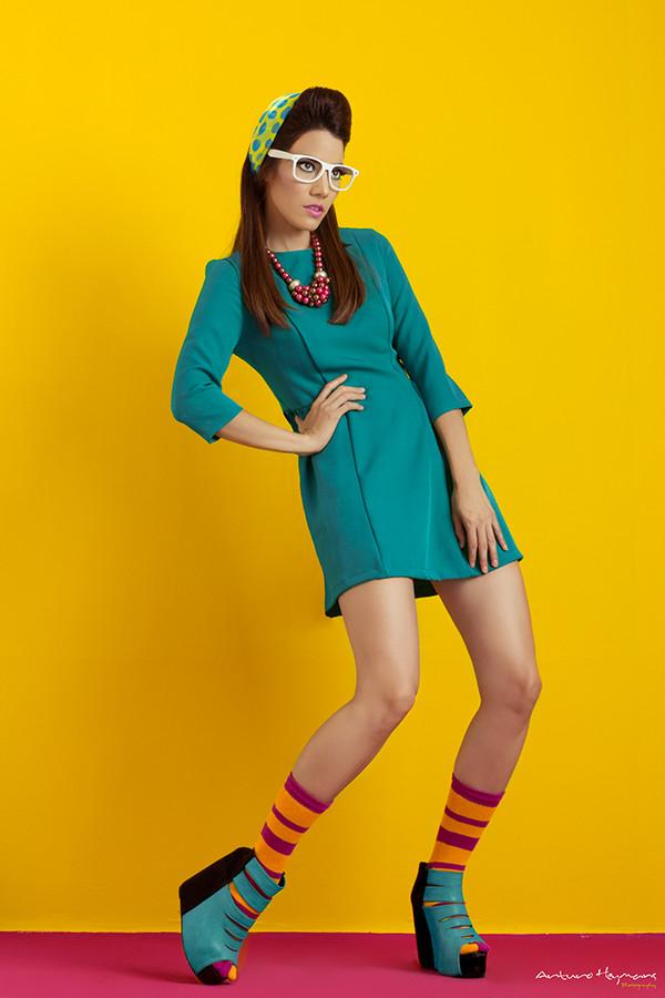 Julia Iris Ayala Model