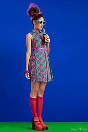 Julia Iris Ayala model. Photoshoot of model Julia Iris Ayala demonstrating Fashion Modeling.Ph: Arturo HeymansModel: Julia Iris AyalaHair & Make Up: Lucia HausFashion Modeling Photo #119863