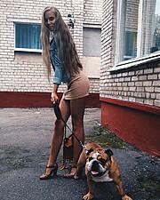 Julia Kazarovets model (modelka). Photoshoot of model Julia Kazarovets demonstrating Fashion Modeling.Fashion Modeling Photo #172634
