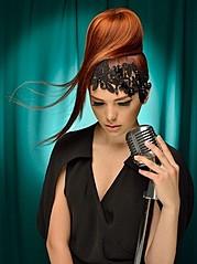 Julia Kurolenko makeup artist. Work by makeup artist Julia Kurolenko demonstrating Beauty Makeup.Beauty Makeup Photo #186237