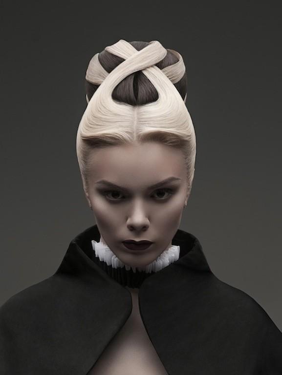 Julia Kurolenko makeup artist. Work by makeup artist Julia Kurolenko demonstrating Beauty Makeup.Beauty Makeup Photo #186241