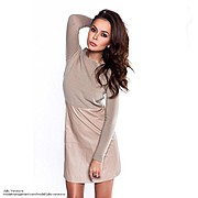 Julia Voronova model (Юлия Воронова модель). Photoshoot of model Julia Voronova demonstrating Fashion Modeling.Fashion Modeling Photo #123918