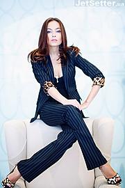 Julia Voronova model (Юлия Воронова модель). Photoshoot of model Julia Voronova demonstrating Fashion Modeling.Fashion Modeling Photo #123924