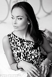 Julia Voronova model (Юлия Воронова модель). Photoshoot of model Julia Voronova demonstrating Face Modeling.Face Modeling Photo #123925