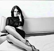 Julie Odlozilikova (Julie Odložilíková) model. Photoshoot of model Julie Odlozilikova demonstrating Fashion Modeling.Fashion Modeling Photo #187946